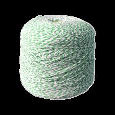 Шпагат для колбас хб бело-зеленый Бухта 2,35 кг
